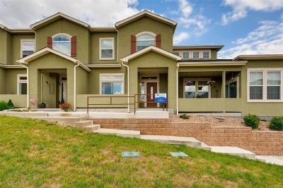Parker CO Condo/Townhouse Active: $369,900