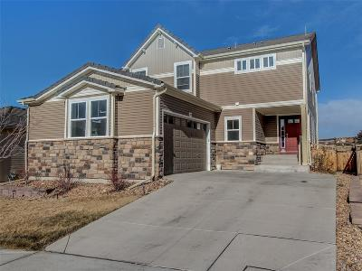 Castle Rock Single Family Home Active: 3409 Starry Night Loop