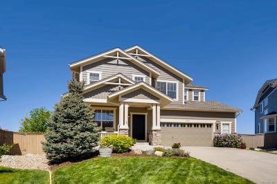 Highlands Ranch Single Family Home Under Contract: 10723 Ashford Circle