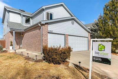 Broomfield Single Family Home Under Contract: 13217 Bryant Circle