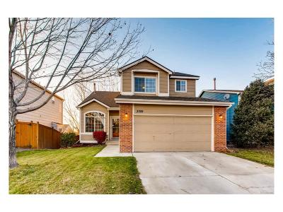 Castle Rock Single Family Home Under Contract: 3769 Primrose Lane