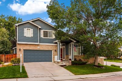 Eastridge Single Family Home Under Contract: 9375 Morning Glory Way