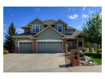 Longmont Single Family Home Under Contract: 1344 Whitehall Drive