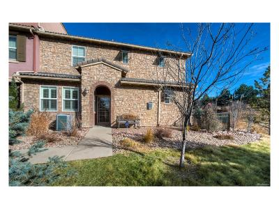 Highlands Ranch Condo/Townhouse Under Contract: 3454 Cascina Place #A