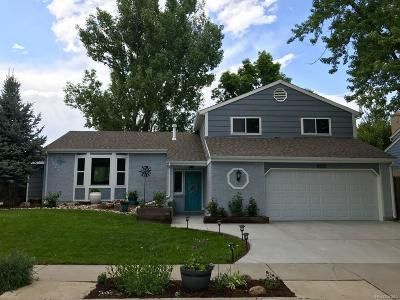 Arvada Single Family Home Active: 9875 West 81st Avenue