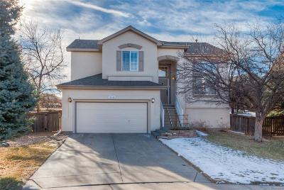 Highlands Ranch Single Family Home Under Contract: 314 Willowick Circle