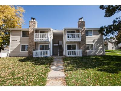 Aurora Condo/Townhouse Active: 14122 East Colorado Drive #104