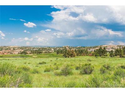 Littleton Residential Lots & Land Active: 7830 Dante Drive