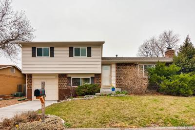 Westminster Single Family Home Active: 10890 Otis Circle
