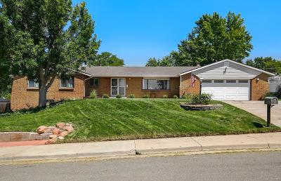 Wheat Ridge Single Family Home Under Contract: 3990 Independence Court