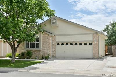 Brighton Single Family Home Active: 5862 East 123rd Drive