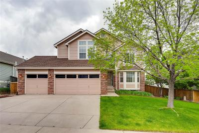 Highlands Ranch Single Family Home Under Contract: 9743 Westbury Circle