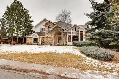 Boulder Single Family Home Under Contract: 6990 Roaring Fork Trail