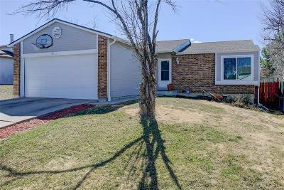 Arapahoe County Single Family Home Active: 4211 South Cathay Way