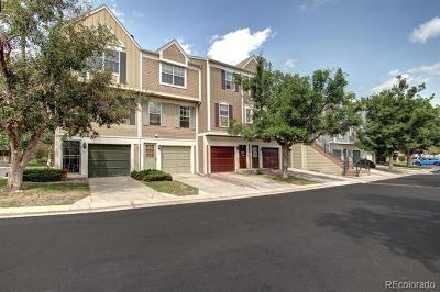 Denver Condo/Townhouse Active: 1699 South Trenton #149