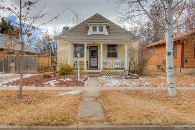 Fort Collins Single Family Home Active: 417 Garfield Street