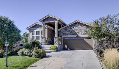 Heritage Todd Creek Single Family Home Under Contract: 8574 East 148th Circle