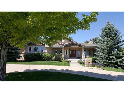 Aurora Single Family Home Sold: 7243 South Perth Way