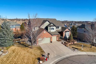 Castle Pines CO Single Family Home Active: $875,000