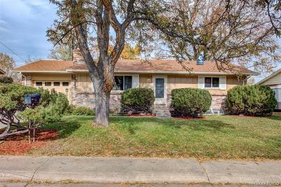 Arvada Single Family Home Active: 6523 West 78th Avenue