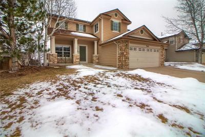 Littleton Single Family Home Under Contract: 9640 South Dover Way