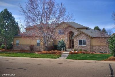 Lafayette Single Family Home Under Contract: 1779 Poppy Court