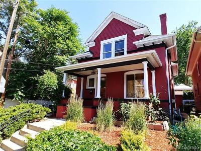Denver Single Family Home Active: 914 East 13th Avenue