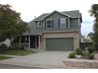 Denver Single Family Home Active: 3762 West Grambling Drive