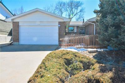 Aurora CO Single Family Home Active: $367,000