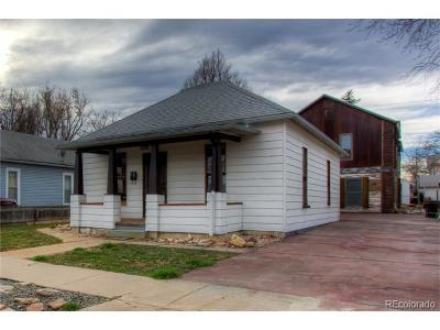 Loveland Single Family Home Active: 235 Garfield Avenue
