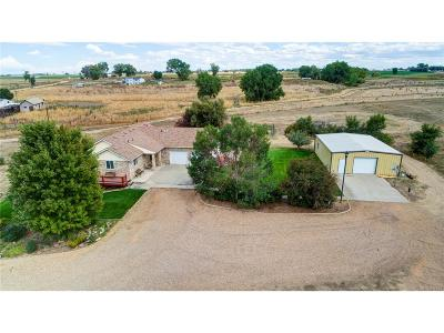 Longmont Single Family Home Active: 7512 County Road 26