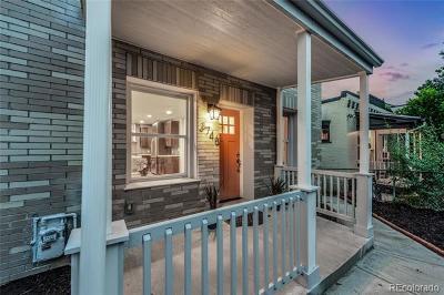 Denver Single Family Home Active: 3746 Jason Street