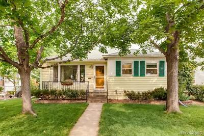 Englewood Single Family Home Under Contract: 3274 South Elati Street