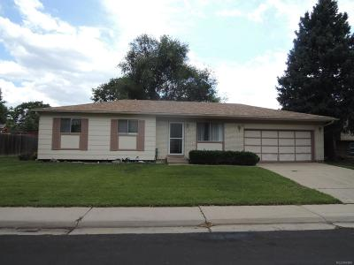 Aurora Single Family Home Active: 15354 East Idaho Place