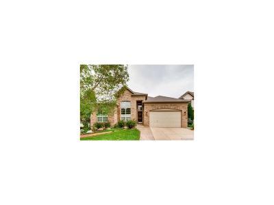 Longmont Single Family Home Under Contract: 4936 Bella Vista Drive