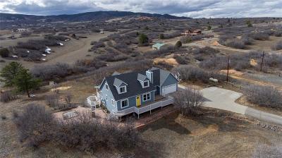 Sedalia Single Family Home Under Contract: 270 Coronado Drive