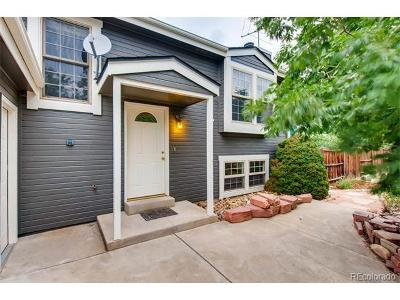 Longmont Single Family Home Under Contract: 1540 18th Avenue
