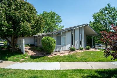 Broomfield Single Family Home Under Contract: 14 Walter Way