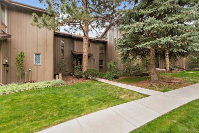 Conifer, Evergreen Condo/Townhouse Under Contract: 2357 Columbine Lane #53