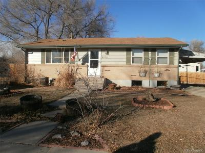 Arvada Single Family Home Under Contract: 6078 Winona Court