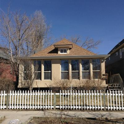 Single Family Home Under Contract: 1208 South Logan Street