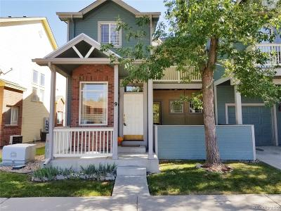 Longmont Condo/Townhouse Under Contract: 818 South Terry Street #9