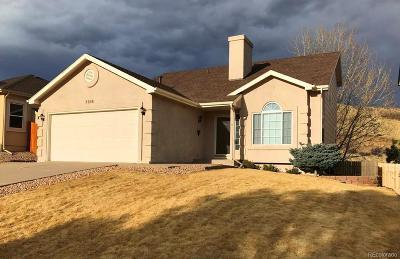 Colorado Springs Single Family Home Active: 7315 Julynn Road