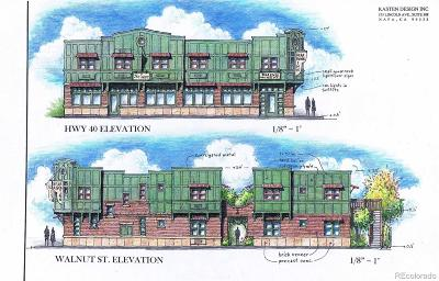 Hayden Residential Lots & Land Active: 112 West Jefferson Avenue