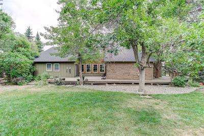 Littleton Single Family Home Active: 7544 South Elkhorn Mountain