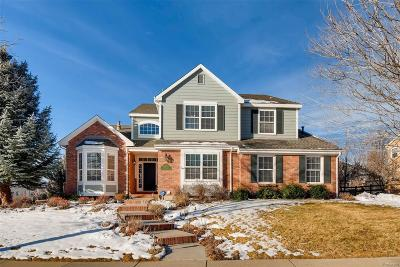 Broomfield Single Family Home Under Contract: 1527 Prairie Falcon Lane