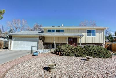 Arvada Single Family Home Active: 11865 West 65th Place
