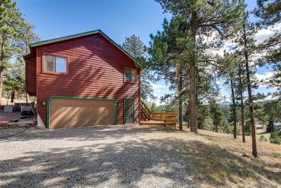 Bailey Single Family Home Under Contract: 62 Old Corral Road