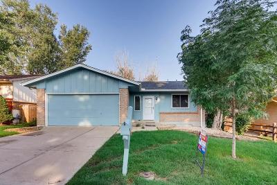 Aurora CO Single Family Home Under Contract: $300,000