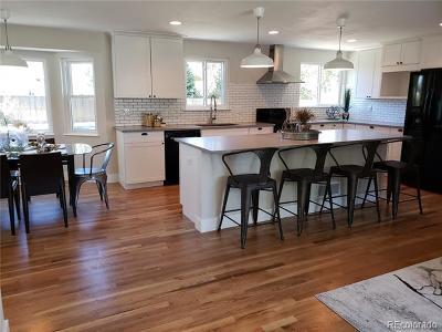 Denver Single Family Home Active: 3051 South Fulton Court